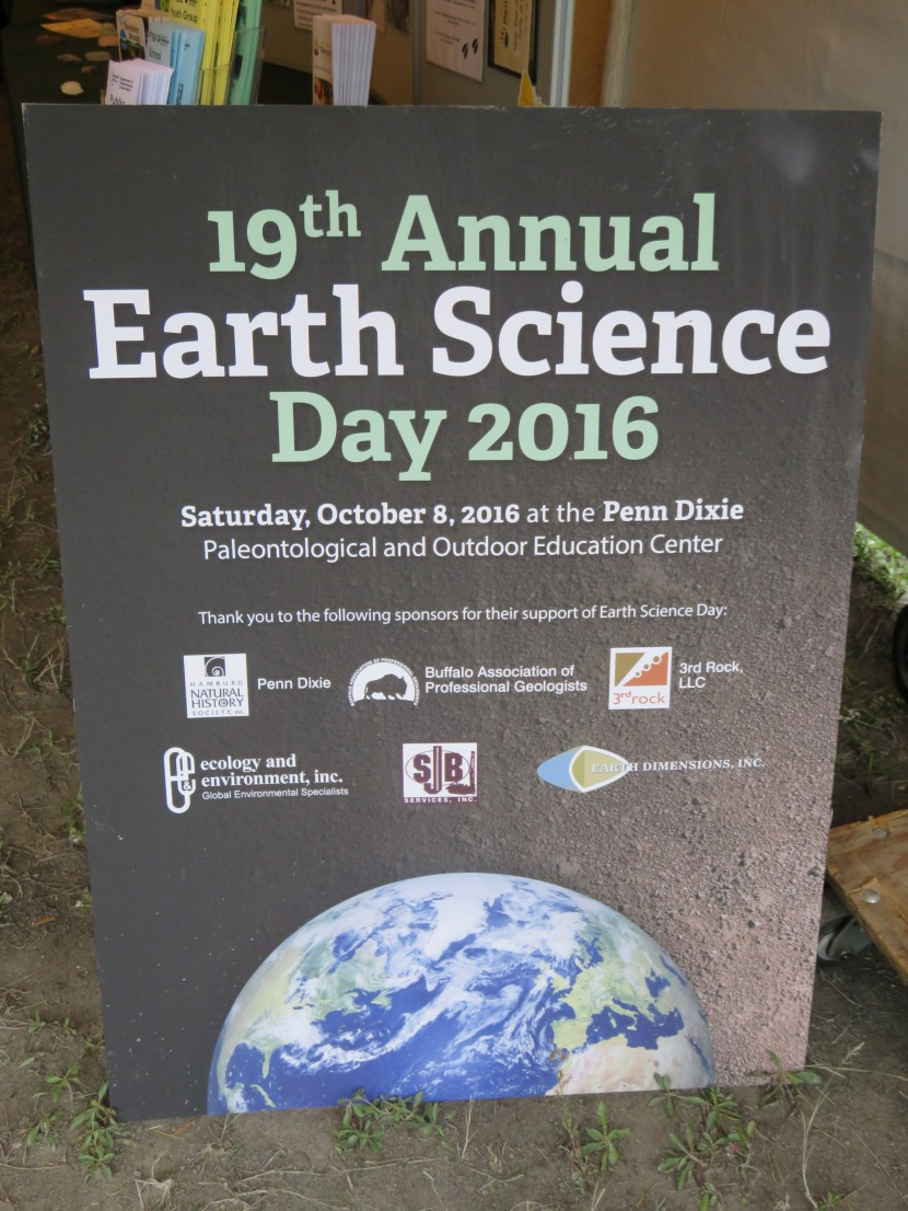 Earth Science Day 2016