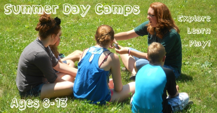 Summer day camps ad