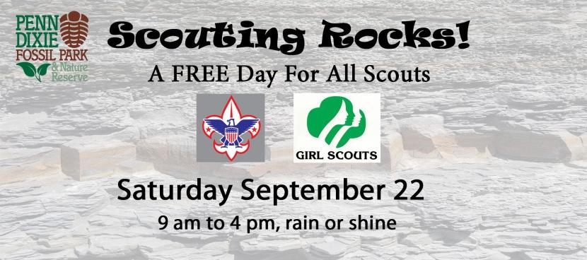 Penn Dixie's ScoutingRocks!
