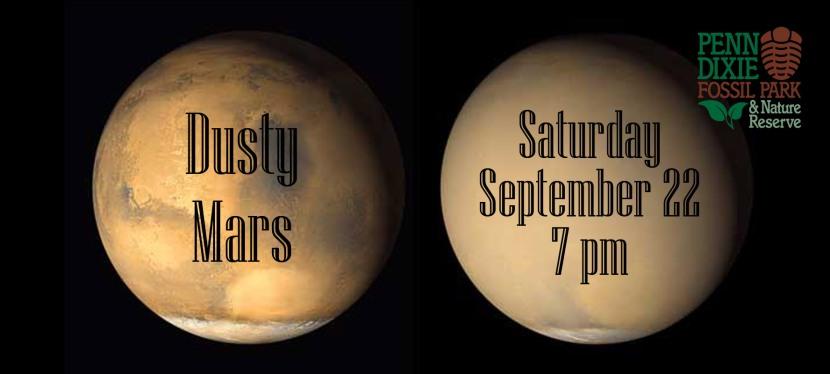 Dusty Mars