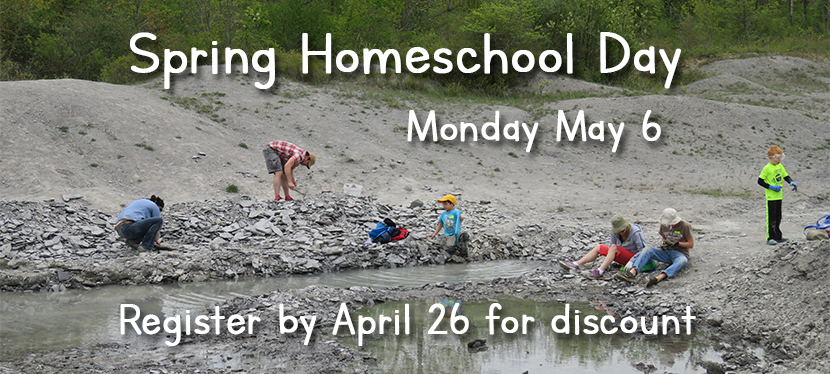 Spring Homeschool Day