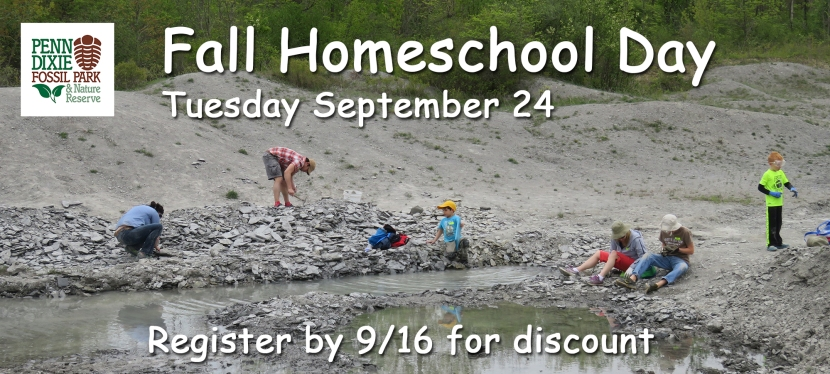 Fall Homeschool Day