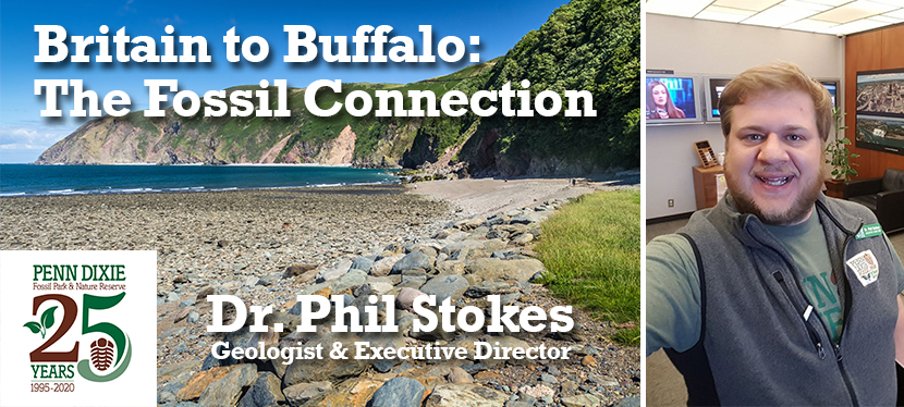 Britain to Buffalo: The Fossil Connection