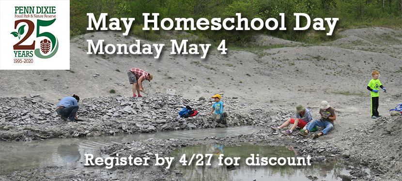 May Homeschool Day