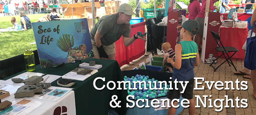 Community Events & ScienceNights