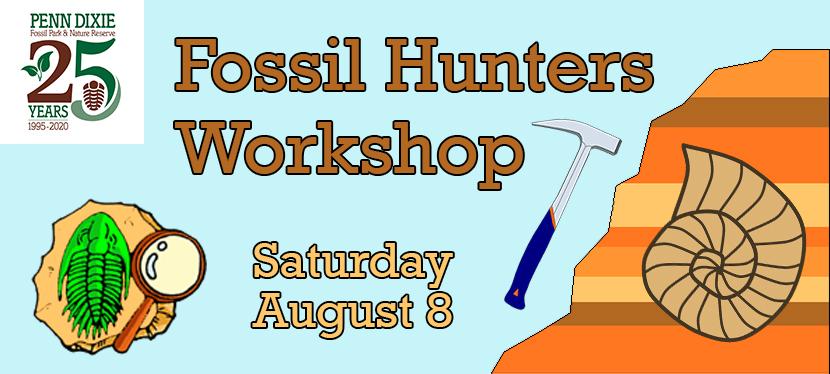 Fossil Hunters Workshop