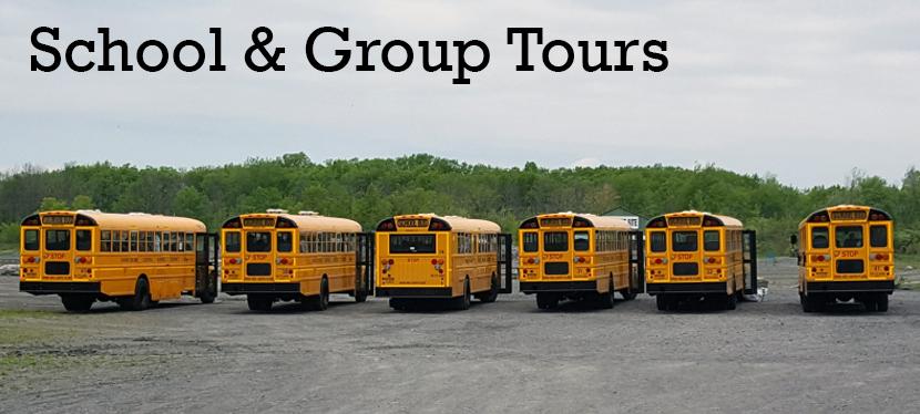 School & GroupTours