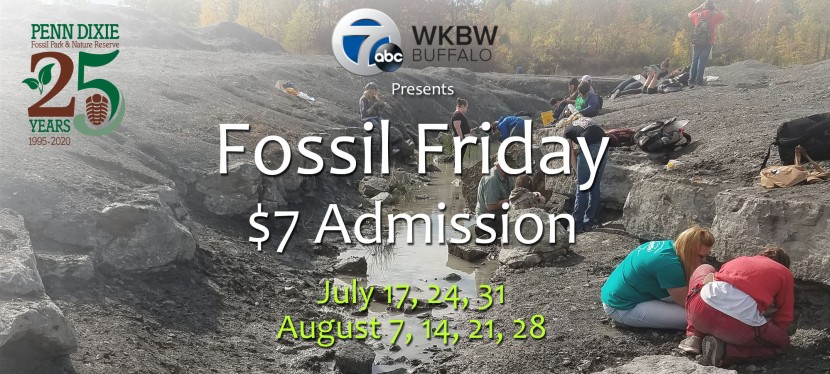 WKBW Presents FossilFriday